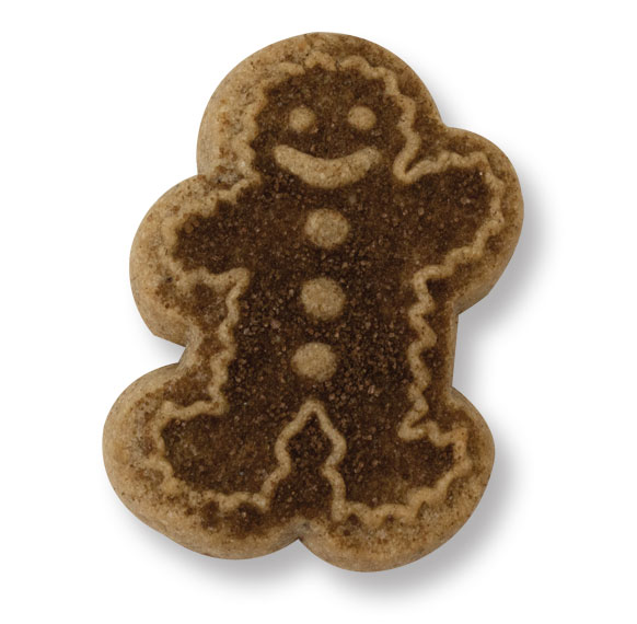 Gingerbread Man Packed In 5 Lb Bulk 01204