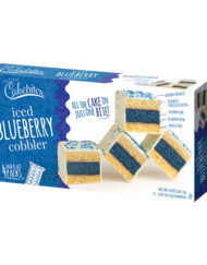 Iced Blueberry Cobbler Family Pack 17595- contains (8) packages