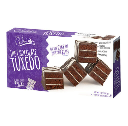 Chocolate Tuxedo Family Pack 17655- contains (8) packages