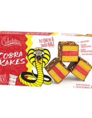Cobra Kakes Family Pack 17755- contains (8) packages - LIMITED FLAVOR