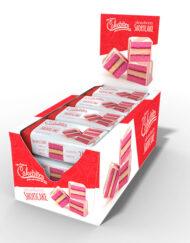Strawberry Shortcake Cake Bites 12 ct. Displays 16595 - Includes (8) displays containing (12) pieces in each displa